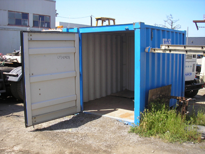 Don's Rent-All offers storage containers for rent in Eureka CA