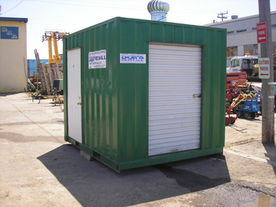 Don's Rent-All is your local resource in Eureka CA for storage container rentals and sales