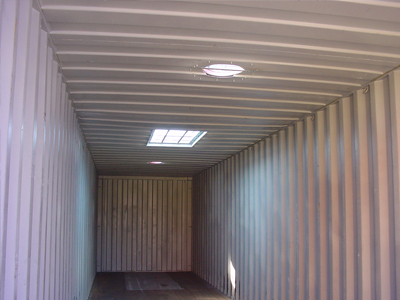 Rent a storage container at Don's Rent-All, serving California's North Coast