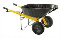 Rental store for DOUBLE WHEELBARROW 8CUFT in Eureka CA