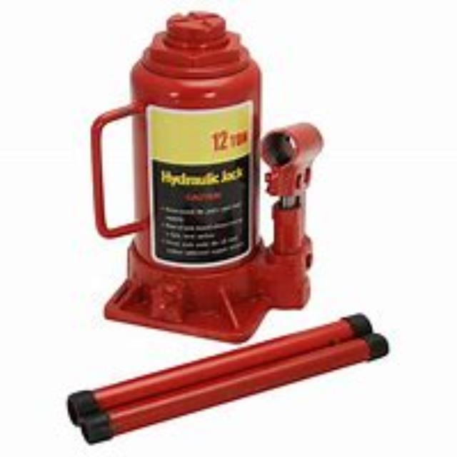 Where to find 12 TON HYDRAULIC JACK 9 in Eureka