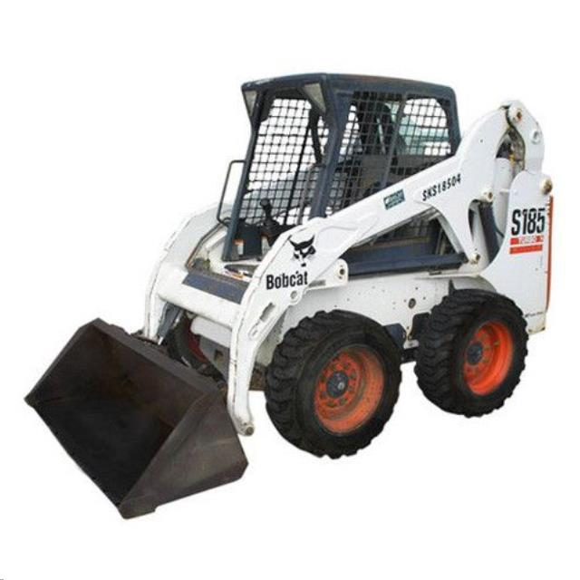 Where to find S185 BOBCAT W BUCKET SKID STEER in Eureka