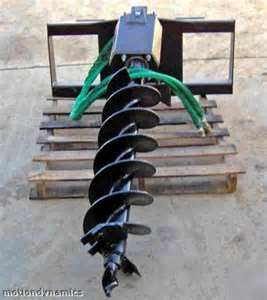 Where to find BOBCAT POWER AUGER UNIT in Eureka