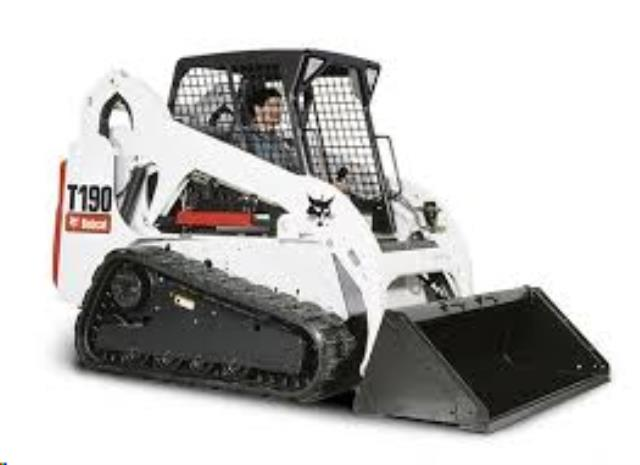 Where to find T590 BOBCAT WITH TRACKS SKID STEER in Eureka