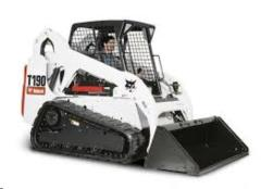 Rental store for T590 BOBCAT WITH TRACKS SKID STEER in Eureka CA