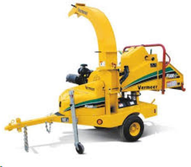 Where to find 6  VERMEER CHIPPER 27HP in Eureka