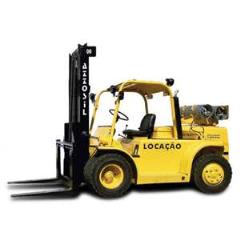 Rental store for HYSTER 15000  FORKLIFT in Eureka CA