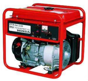 Where to find 2500 WATT MQ GENERATOR in Eureka