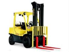 Rental store for HYSTER  8000 LB FORKLIFT in Eureka CA