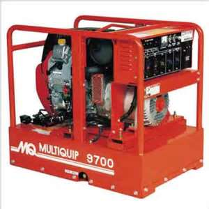 Where to find 9700 WATT MQ GENERATOR in Eureka