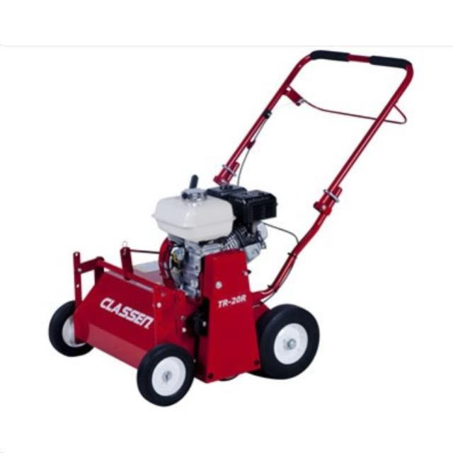 Where to find LAWN AERATOR CLASSEN in Eureka
