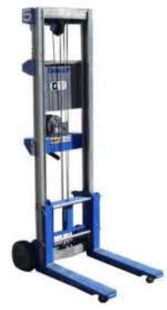 Rental store for GENIE 8FT MATERIAL LIFT in Eureka CA