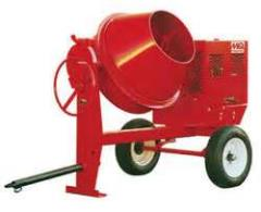 Rental store for 9CFT GAS CEMENT MIXER in Eureka CA