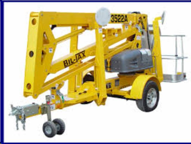 Where to find BIL-JAX 35  TOW MANLIFT in Eureka