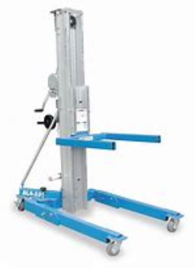 Where to find GENIE 20FT MATERIAL LIFT in Eureka