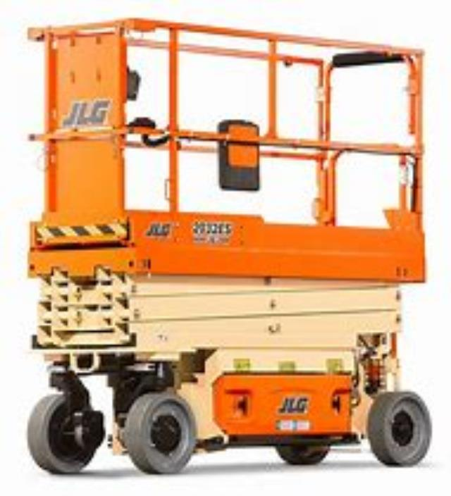 Where to find JLG 20  ELE. SCISSOR LIFT in Eureka