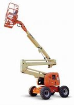 Rental store for JLG 4WD 45  MANLIFT KNUCK in Eureka CA