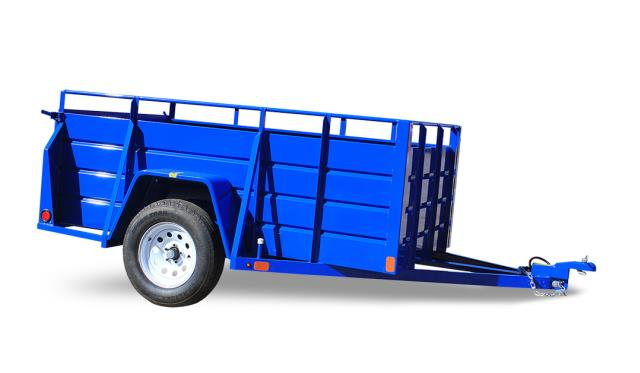 Where to find 5  X 8  UTILITY TRAILER in Eureka