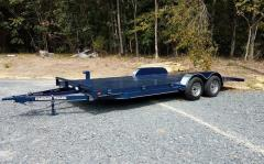 Rental store for 84  X 15  LIGHT AUTO TRAILER in Eureka CA