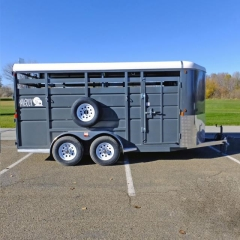 Rental store for HORSE   LIVESTOCK TRAILER in Eureka CA