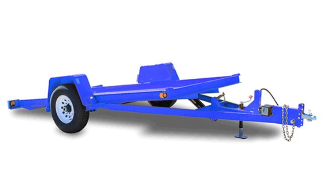 Where to find 5  X 12  TILT EQUIPMENT TRAILER in Eureka