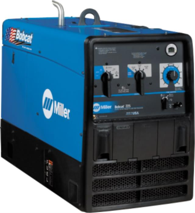 Where to find MILLER BOBCAT ARC WELDER 225G in Eureka