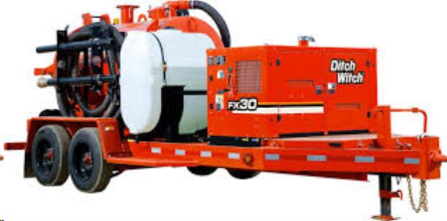 Where to find FX 30 VACUUM TRAILER DW in Eureka