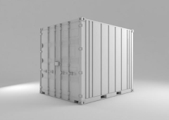 Rental store for 8 X10  CONTAINER in Eureka CA