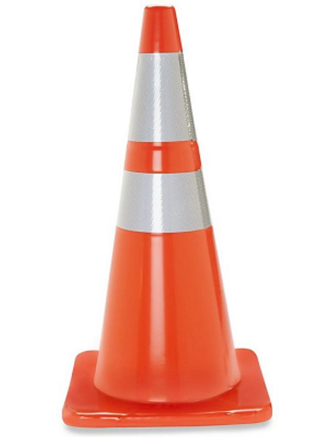 Where to find 28  10LB REFLECTIVE CONES in Eureka