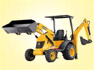 Where to find JCB BACKHOE MINI CX in Eureka