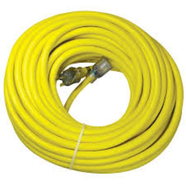 Where to find 100  12GA. EXTENSION CORD in Eureka