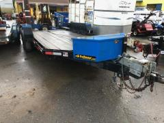 Rental store for 80  X 18  NO RAMP TRAILER in Eureka CA