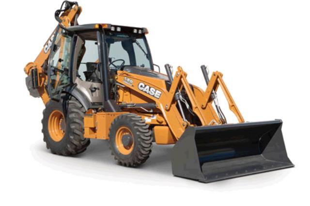 Where to find BACKHOE CASE 580 SUPER N in Eureka