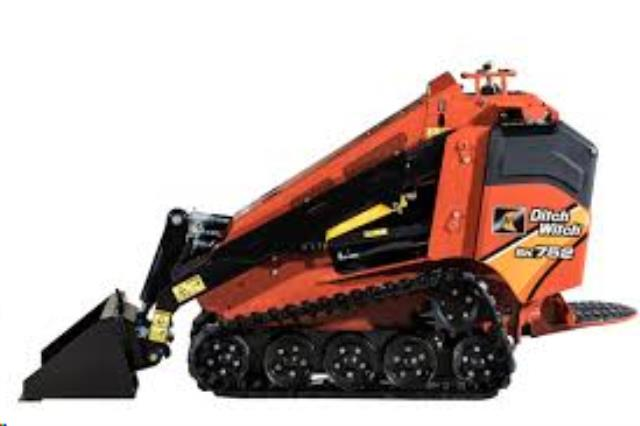 Where to find DITCH WITCH SK75   800 in Eureka