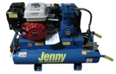Rental store for 10 CFM GAS PORTABLE COMPRESSOR in Eureka CA
