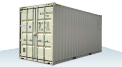 Rental store for 20 X 8  STORAGE CONTAINER in Eureka CA