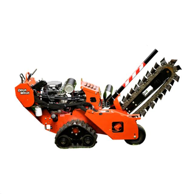 Where to find RT12 4  TRENCHER W  TRACKS 13HP in Eureka