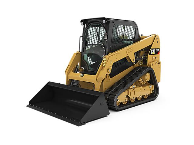 Where to find CATERPILLAR 239D TRACK SKID STEER in Eureka