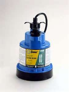 Where to find 3 4  SUBMERSIBLE PUMP EL. in Eureka