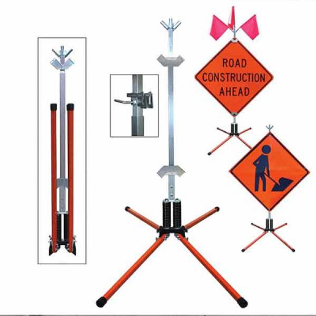 Where to find ROAD SIGN TRIPOD in Eureka