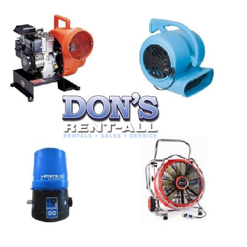 Rent Blowers