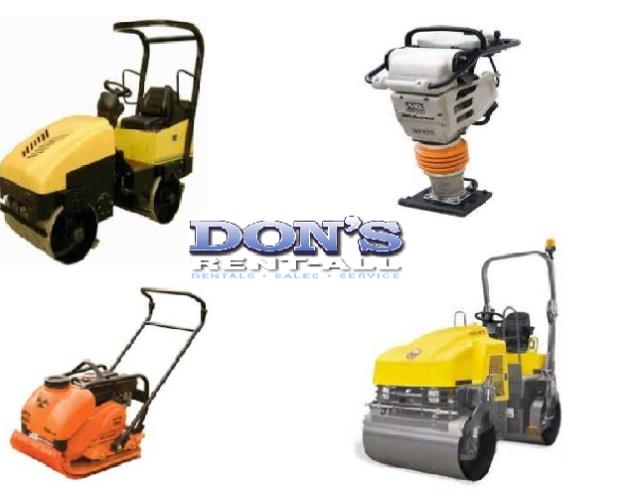 Equipment Rentals in Eureka CA
