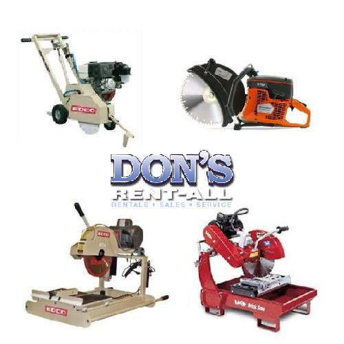 Rent Saws Aggret