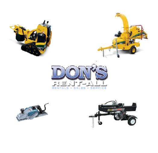 Rent Wood Equipment
